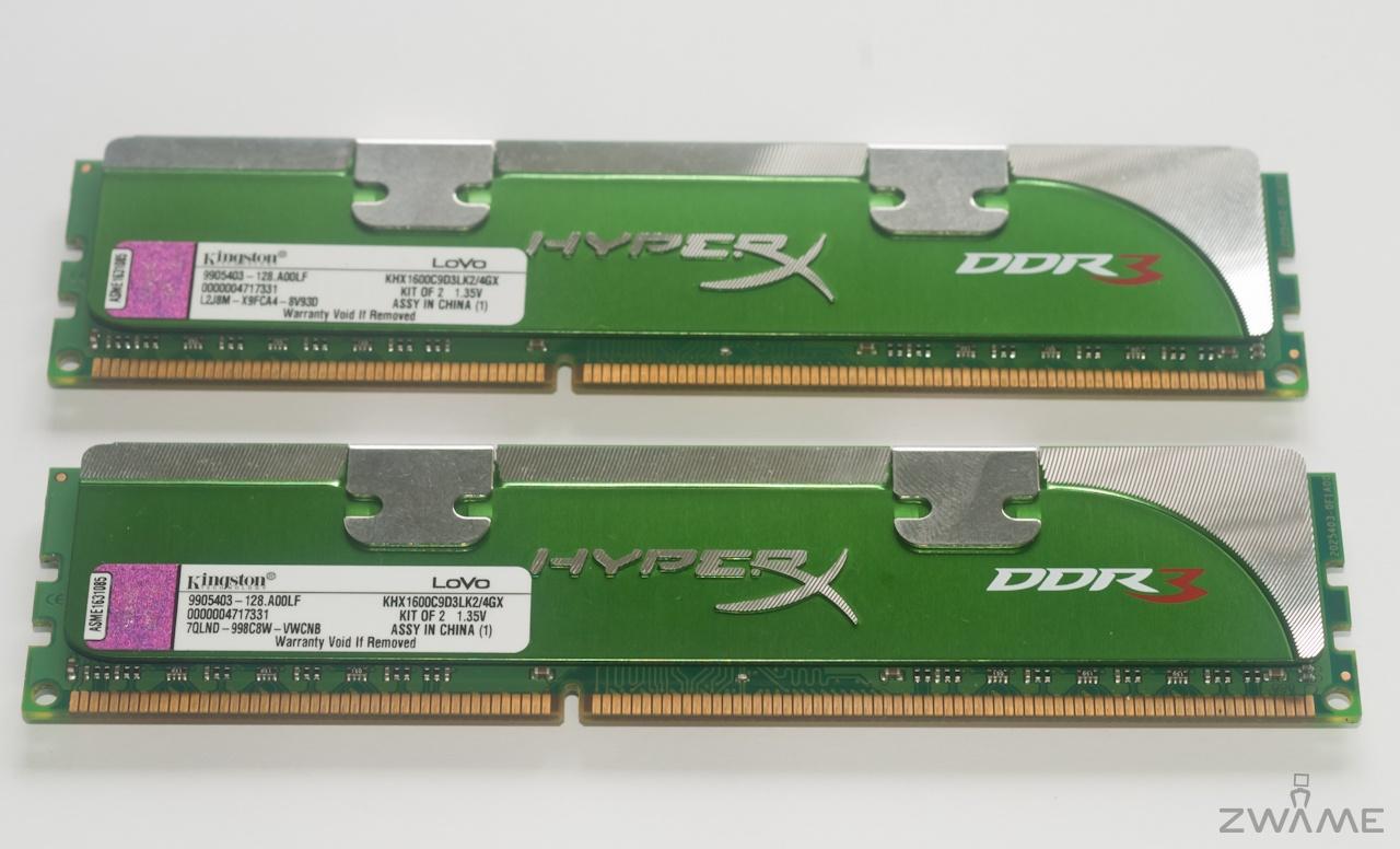 Photo of Unboxing às memórias Kingston HyperX LoVo 1600