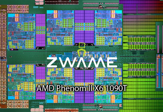 Photo of AMD Phenom II X6 1090T Black Edition
