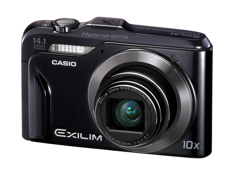 Photo of Casio Lança Câmara Compacta EXILIM com Hybrid-GPS