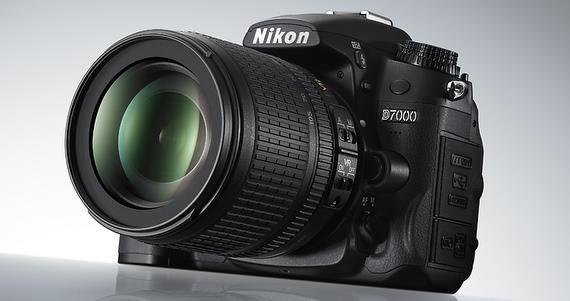 Photo of Lançamento da Nikon D7000