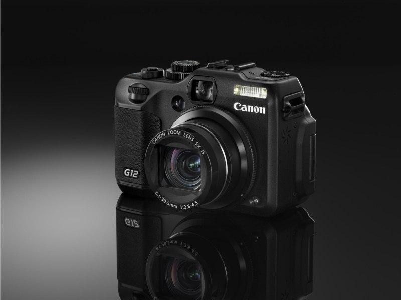Photo of Lançamento da Canon PowerShot G12