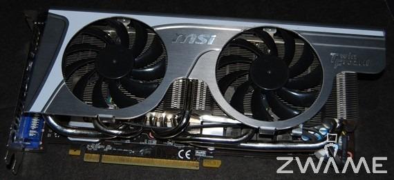 Photo of MSI Nvidia GTX 465 Twin Frozr II