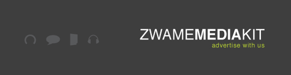 ZWAME Media Kit — advertise with us
