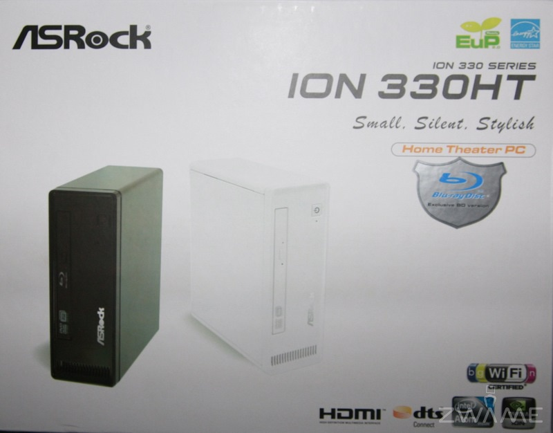 Photo of ASRock ION 330HT-BD