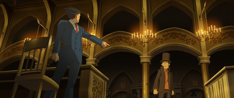 Photo of Trailer completo de Professor vs. Gyakuten Saiban