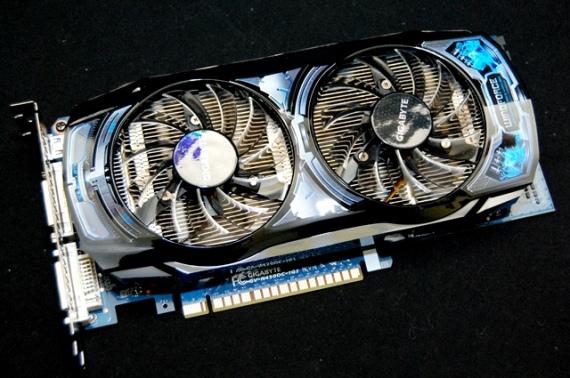 Photo of Gigabyte GeForce GTS 450 OC
