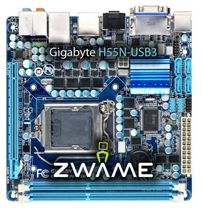 Photo of Análise Gigabyte H55N-USB3