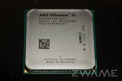 Photo of AMD Phenom II X4 965 BLACK EDITION