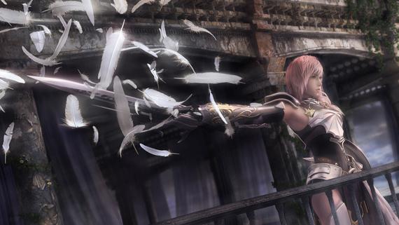 Photo of Teaser Trailer de Final Fantasy XIII-2 em HD