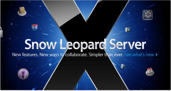 Photo of OS X 10.6.6 Server
