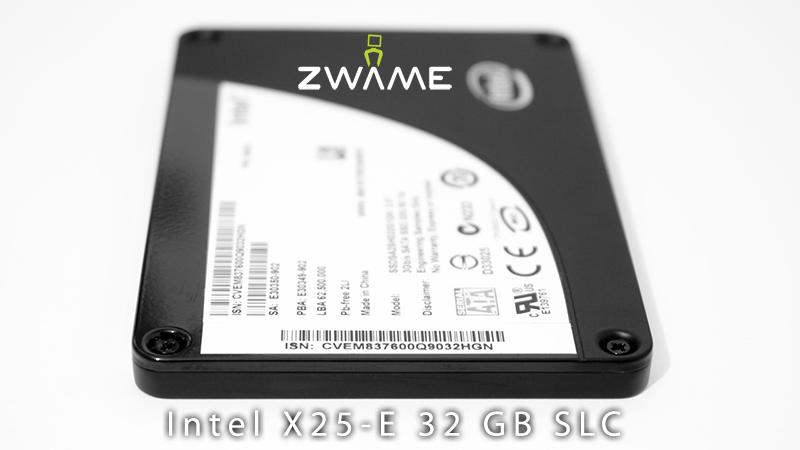 Photo of Intel SSD x25-E 32 GB SLC (SSDSA2SH032G1)