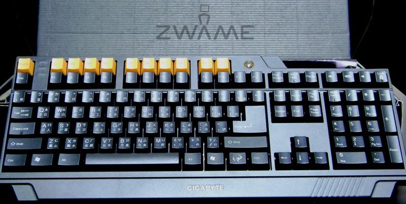 Photo of Análise GIGABYTE GK-K8000