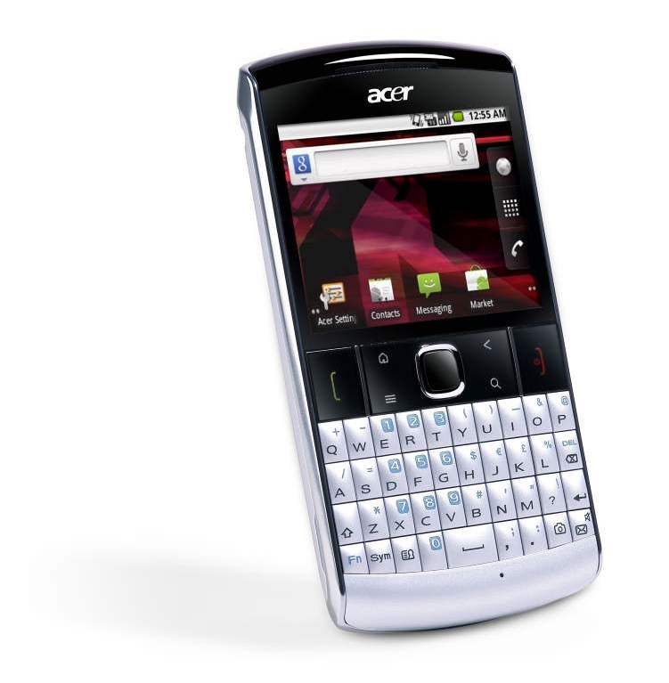 Photo of Acer beTouch E210
