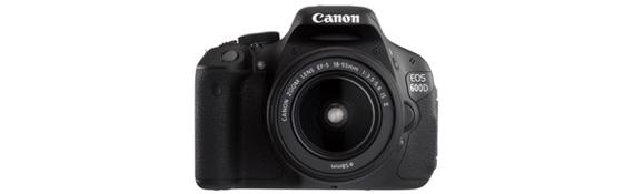 Photo of Canon EOS 600D