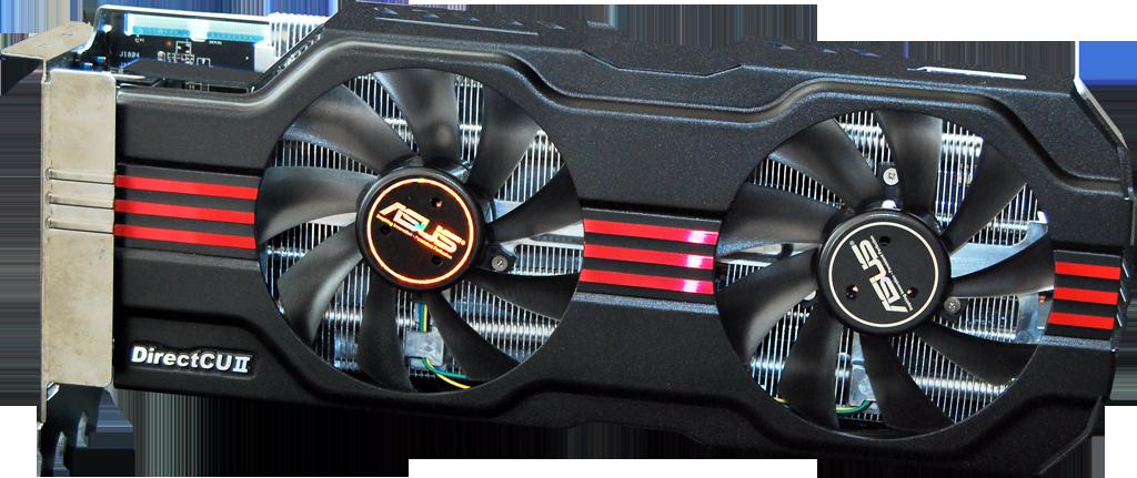 Photo of ASUS AMD HD6970 DirectCU II