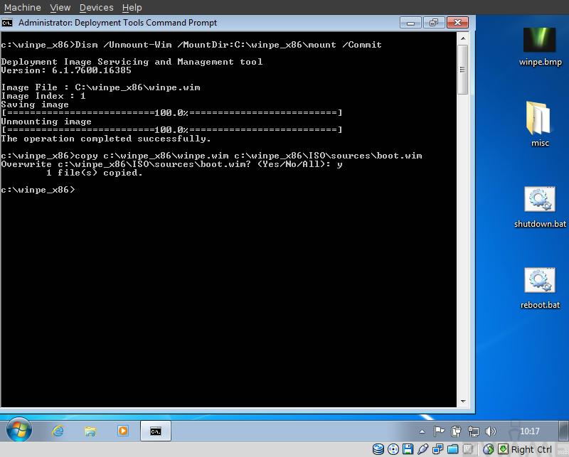 WinPE: Como criar um Windows Livecd/Livepen – ZWAME Portal
