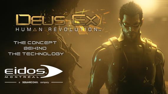 Photo of O conceito por detrás de Deus Ex: Human Revolution
