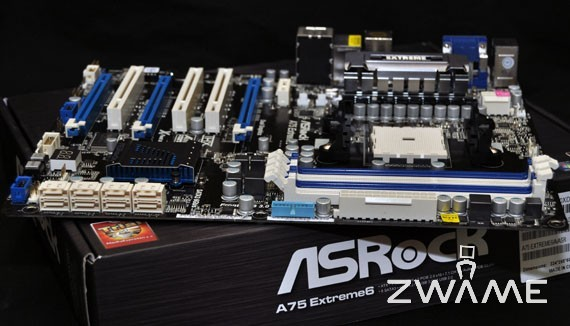 Photo of ASRock A75 Extreme6