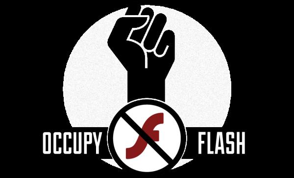 Photo of Occupy Flash – o manifesto contra o Flash Player