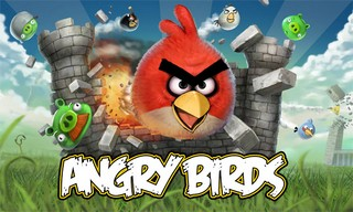 Photo of Primeira loja Angry Birds