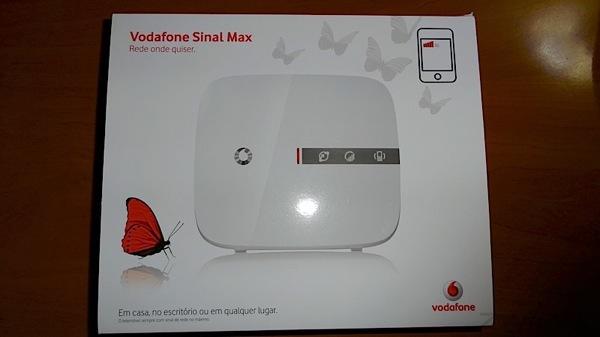Vodafone Sinal Max