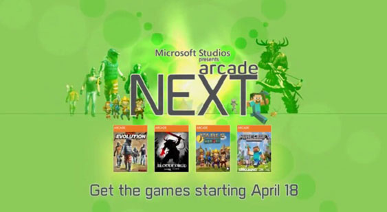 Photo of Xbox Live Arcade NEXT