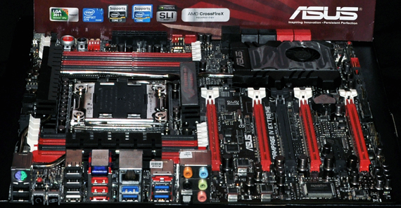 Photo of ASUS Rampage IV Extreme