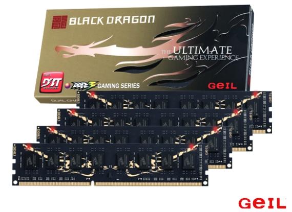 Photo of GeIL Black Dragon de volta ao mercado