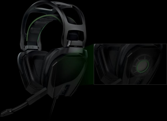 Photo of A Razer anuncia o Razer TIAMAT 7.1 Headset