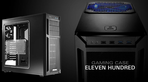 Antec Eleven Hundred Zwame Portal