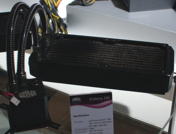 Photo of Cooler Master mostra novos Water Cooling kits – Eisberg 120 e 240cm