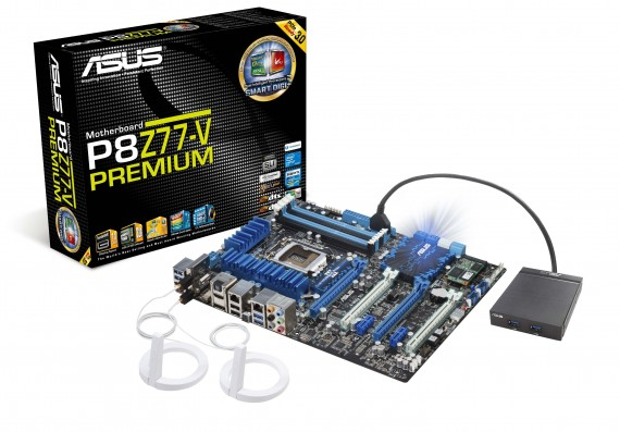 Photo of ASUS anuncia a 1ª motherboard Intel Thunderbolt Certified