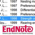 Photo of Guia de utilização do Endnote X5