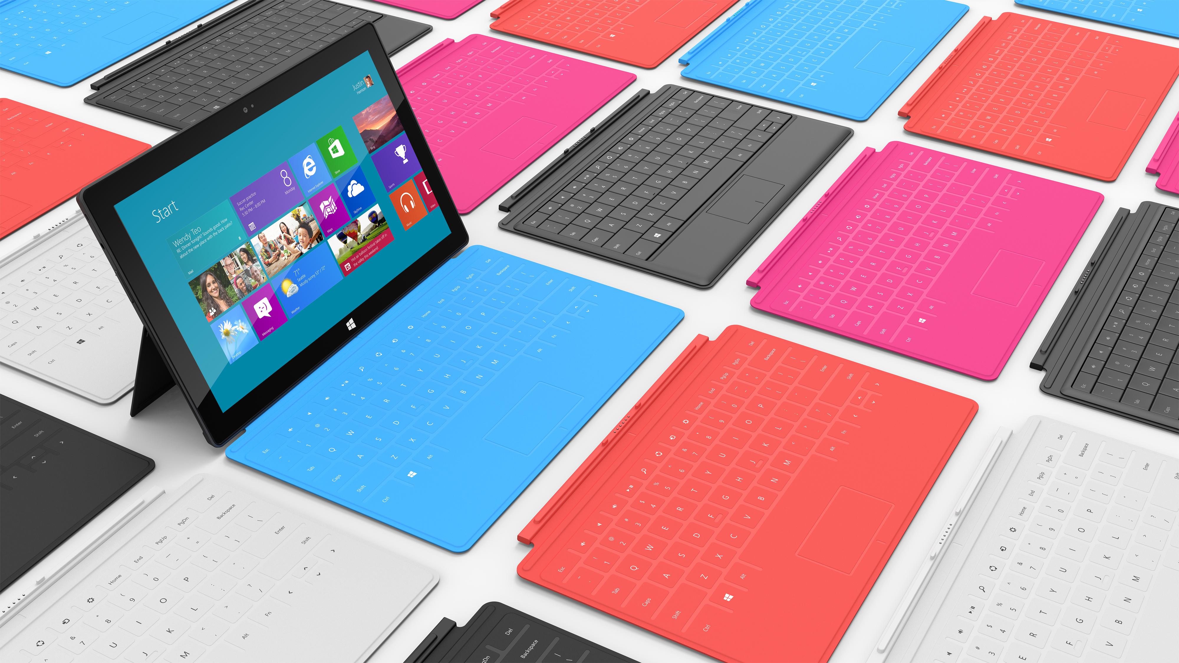 Photo of Microsoft Surface: o tablet da Microsoft