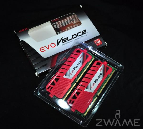Photo of GeIL Evo Veloce 2 x 8GB 1866MHz CL10