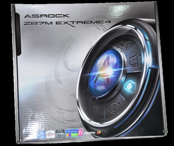 Photo of ASRock Z87M Extreme 4