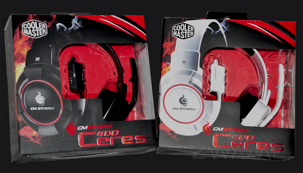 Photo of Análise Headset CM Storm Ceres 400
