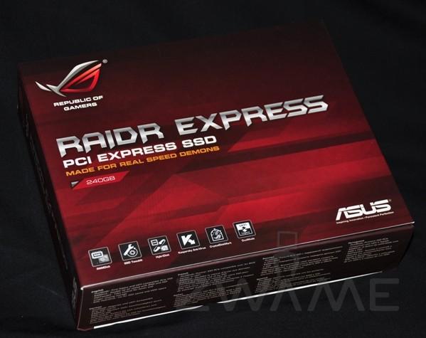 Photo of ASUS RAIDR Express