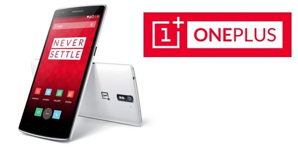 Photo of OnePlus One. O smartphone a seguir