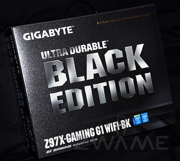 Photo of Gigabyte Z97X-Gaming G1 WIFI-BK