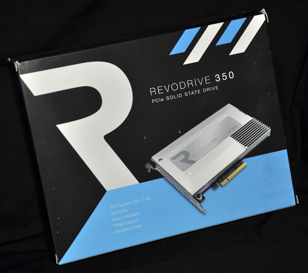 Photo of OCZ RevoDrive 350 PCIe SSD 480GB