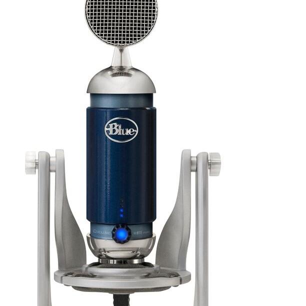 Photo of Análise ao microfone Blue Spark Digital