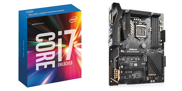 Photo of Análise ao Intel Core i7 6700K e ASRock Z170 Extreme4