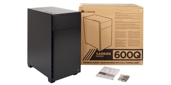 Photo of Análise à caixa Corsair Carbide Series 600Q