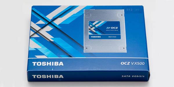 Photo of Toshiba OCZ VX500