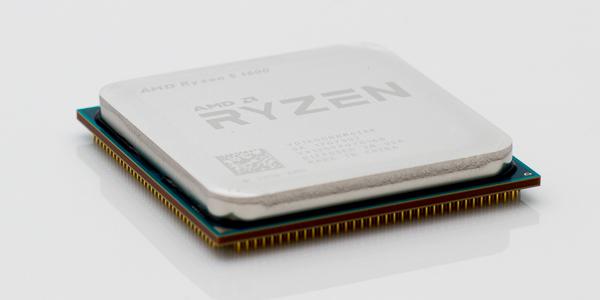 Photo of AMD Ryzen 5 1600