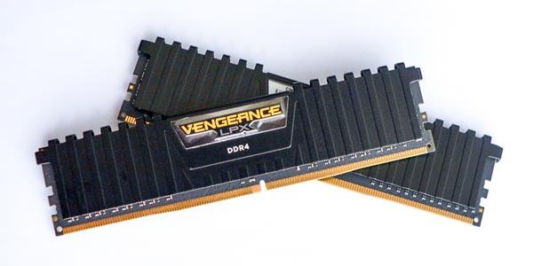 Photo of Corsair Vengeance LPX 2x8GB DDR4 3000MHz, em Ryzen