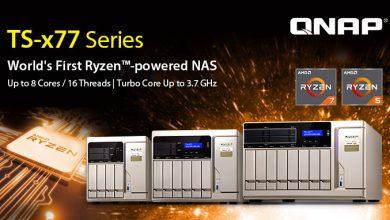 Photo of Processador AMD Ryzen 7 1700 chega aos NAS